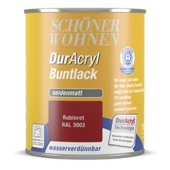 SCHÖNER WOHNEN DurAcryl Buntlack seidenmatt