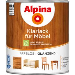 ALPINA Klarlack für Möbel