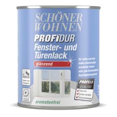 SCHÖNER WOHNEN ProfiDur Fenster- und Türenlack