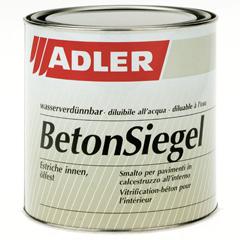 ADLER Beton-Siegel