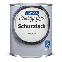 RENOVO Shabby Chic Schutzlack