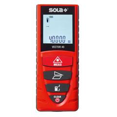 SOLA Laserentfernungsmesser VECTOR 40