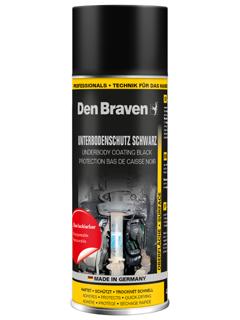 Unterbodenschutz-Spray Schwarz