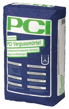 PCI Repaflow®+ PCI Vergussfix®