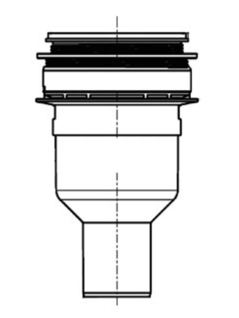 PCI Pecibord® Bodenablauf S