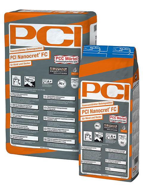 Artikelbild PCI-Nanocret FC 25kg