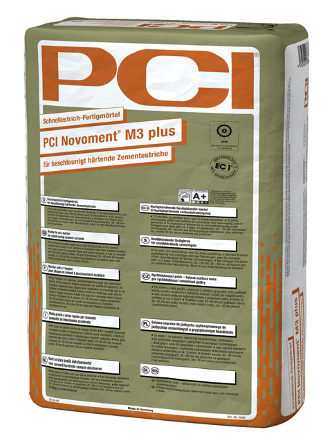PCI Novoment® M3 plus