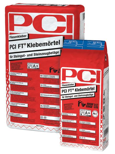 Artikelbild PCI-FT-Klebemoertel grau 25kg