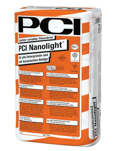 Artikelbild PCI-Nanolight grau 15kg