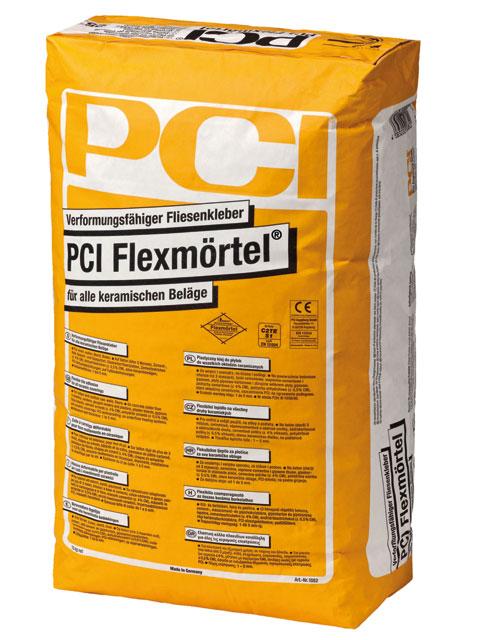 Artikelbild PCI-Flexmoertel grau 25kg