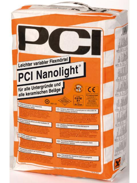Artikelbild PCI-Nanolight Whith weiss 15kg