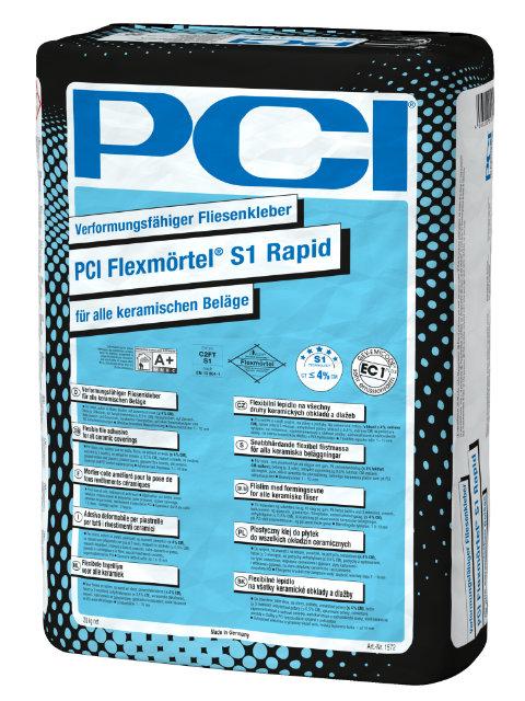 PCI Flexmörtel® S1 Rapid