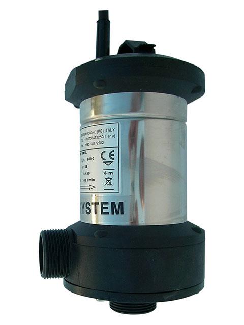 Zubringerpumpe SP1 Basic/Standard