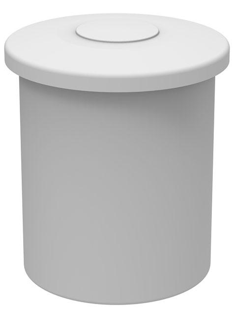 Salzlösebehälter mit Deckel BTD bis 1000 Liter und 5000 Liter