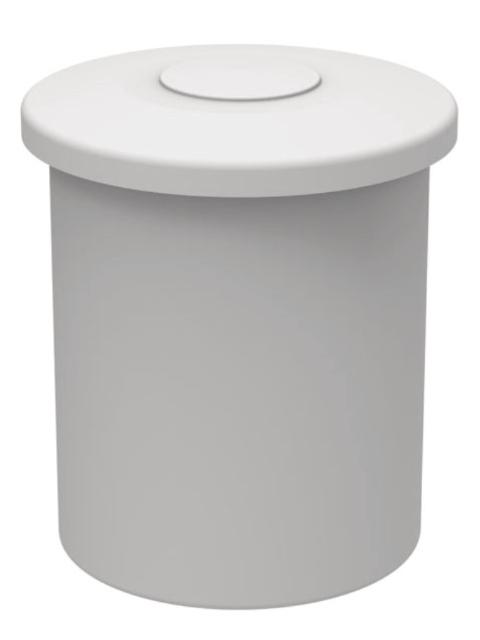 Bottich mit Deckel BTD bis 1000 Liter