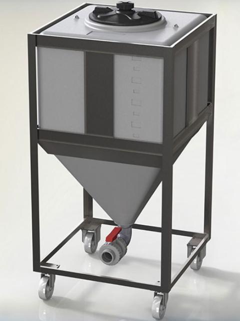Container TC (330 - 700 Liter)