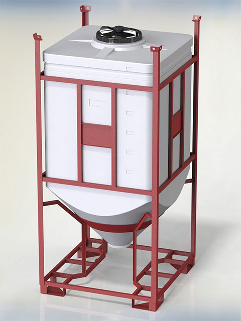 Container TC (1.010 - 2.400 Liter)
