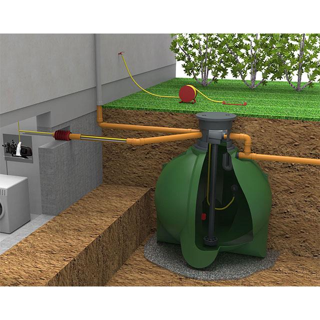 Haus- und Gartenpaket Basic