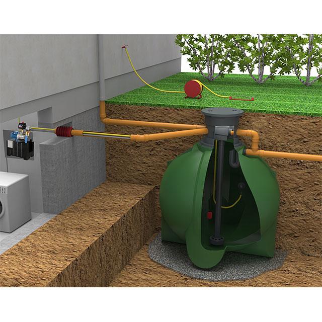 Artikelbild GEO Regenwassersp. Haus. und