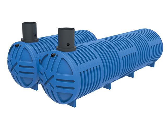 Aqua'Terne Trinkwasserspeicher Doppelwandig