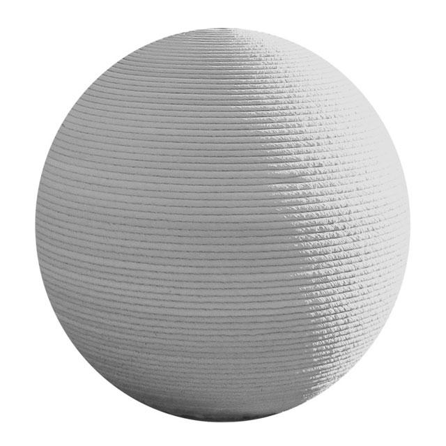 3D-Druck Betonkugel