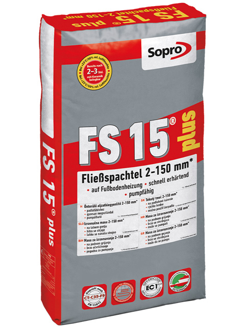 Sopro FS 15® plus