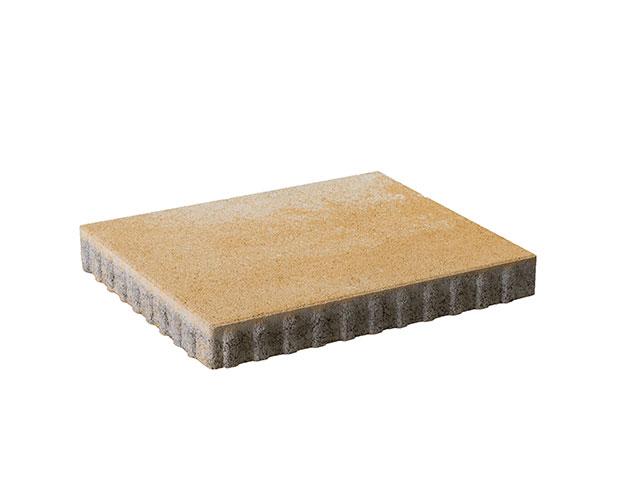 Kartäuser-Pflasterplatte natur 5cm mit Fase