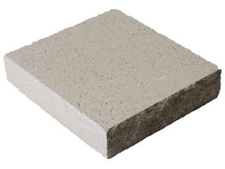 Abdeckplatte KANT-Stein gespalten 6 cm