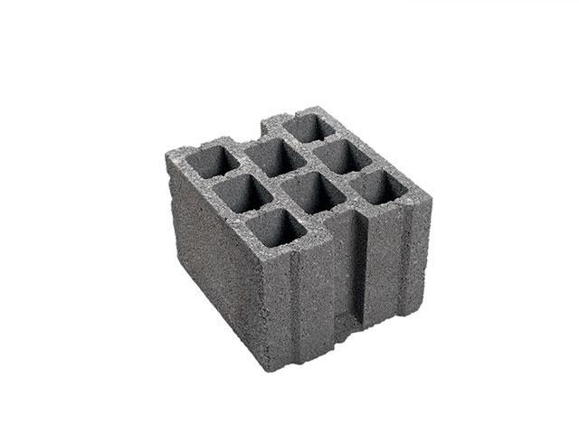 Betonmauerstein