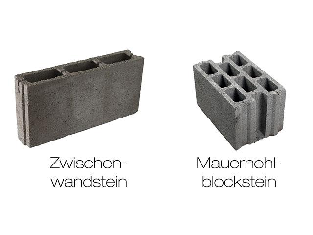 Betonmauerstein 23,8 cm