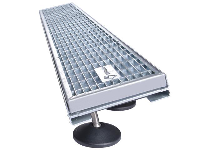 AquaDrain® BF-Flex-GV Gitterrost