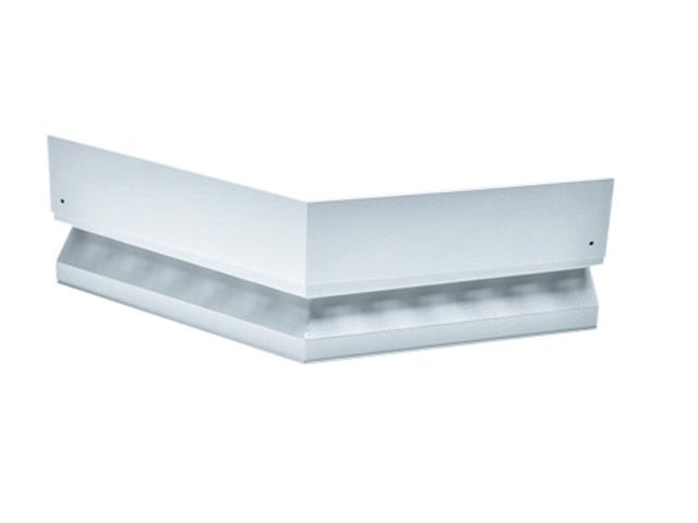 ProFin® BL24/49/69 Blenden-Außenecke 135°