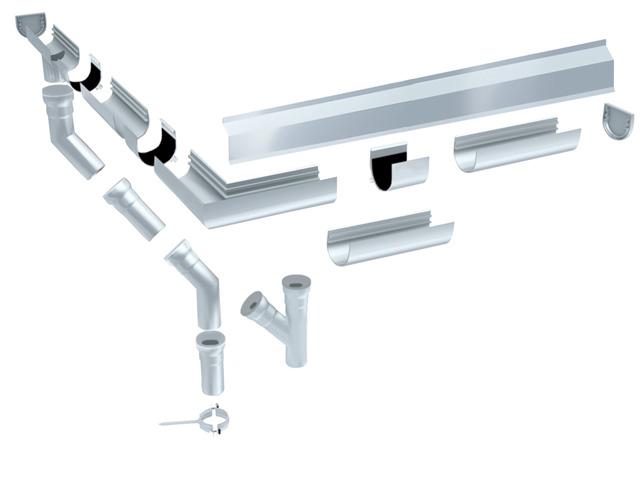 ProRin® BR Geländermodul 200 mm