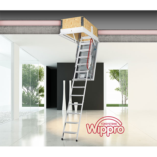 Artikelbild WIP Treppe GM 4 Isotec