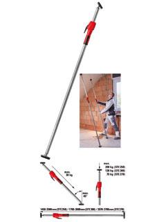 BESSEY Decken- und Montagestütze mit Pumpgriff