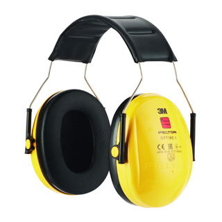 Peltor™ Optime™ Komfort-Kapselgehörschutz H510AC1