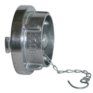 Alu-Blindkupplung
