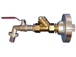 Hydrantenanschlussgarnitur