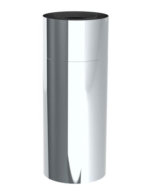 Längenelement (mit montiertem PolyLine PP-Innenohr) 190 mm kürzbar