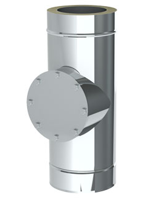 Einzelteile - Reinigungselement für den Überdruck bis 600° C / 5000 Pa