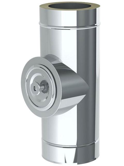Einzelteile - Reinigungselement für den Überdruck bis 200° C / 200 Pa