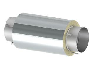 Überdruckdichte Verbindungsleitung - Längenelement 440 mm