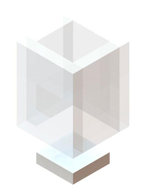 Einzelteile F90 einzügig - Fußplatte für einzügige Schachtelemente
