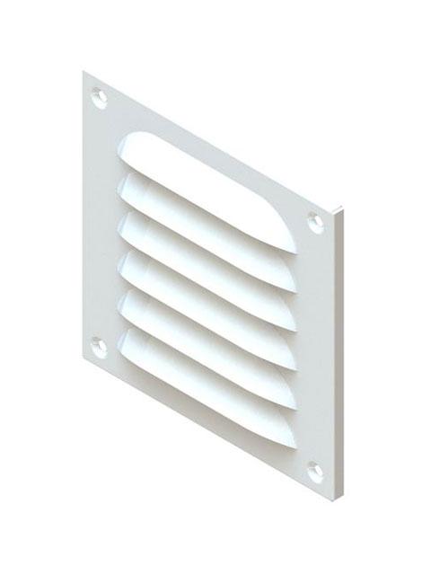 Einzelteile F90 doppelzügig - Zuluftgitter außen