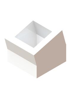 Einzelteile F30 - Schachtumlenkungswinkel 15°