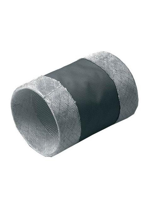 Gewebekompensatoren / Körperschallabsorber - Gewebekompensator für Unter- und Überdruckbetrieb bis max. 300° C