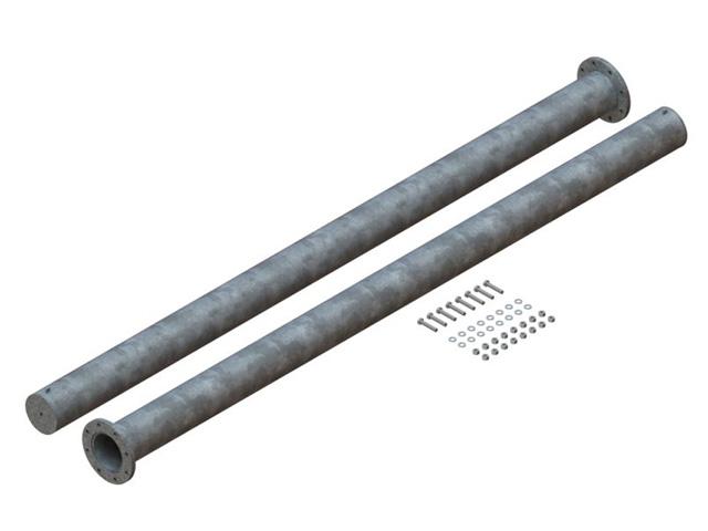 Einzelteile - Tragrohr von DN 80 - DN 350