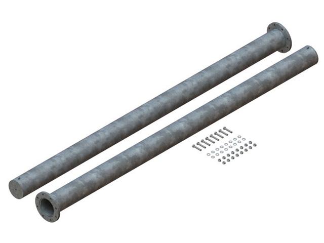 Einzelteile - Tragrohr von DN 300 - DN 650