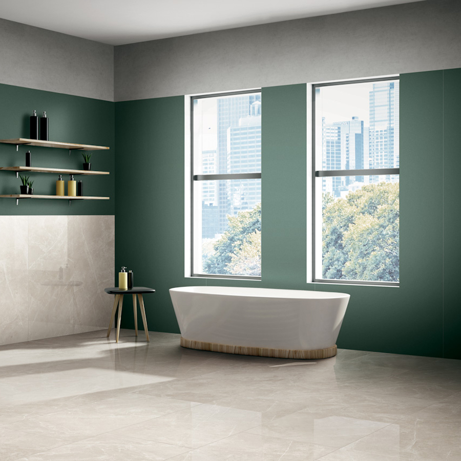 Stimmungsbild Projektstone Sandstone  white