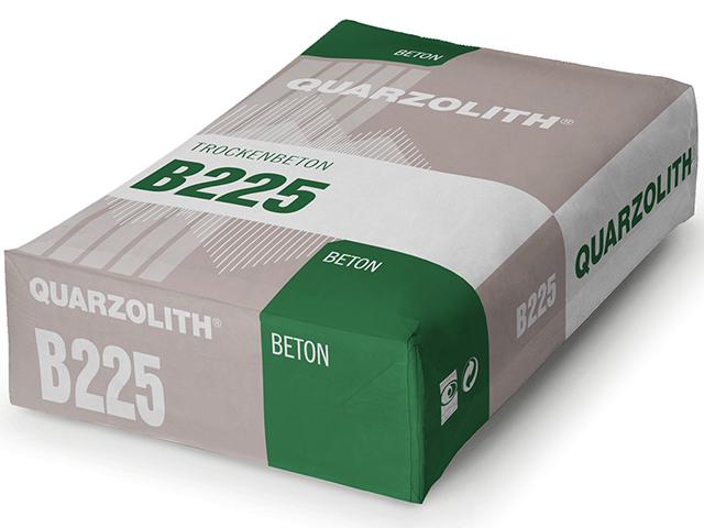 Trockenbeton B225